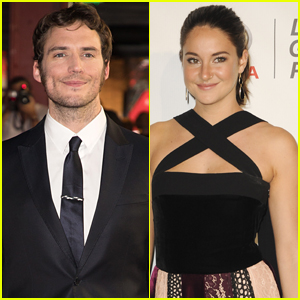 Sam Claflin Spends The Day in Shailene Woodley's Bathing Suit - See the Photos!
