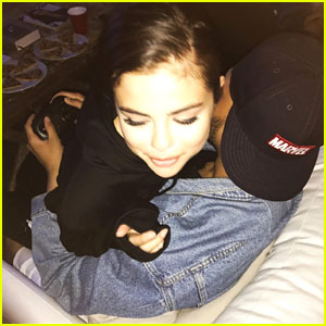 Selena Gomez & The Weeknd Are Just The Cutest In New Photo!