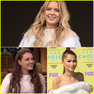 Zara Larsson, Zendaya & Katherine Langford To Attend Teen Choice Awards 2017
