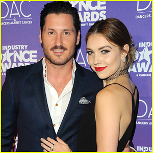 Val Chmerkovskiy Proclaims His Love For Jenna Johnson In The Most Romantic Way