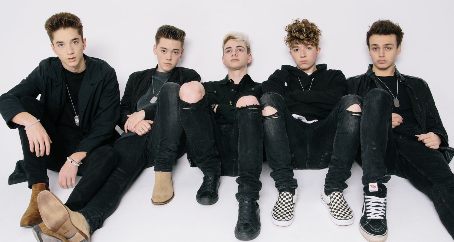 Why Don't We Officially Sign With Atlantic Records! | Corbyn Besson, Daniel Seavey, Exclusive, Jack Avery, Jonah Marais, Why Don't We, Zach Herron | Just ...