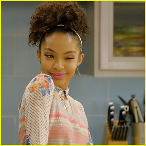 Yara Shahidi Loves That Her 'black-ish' Character Zoey Is Uncertain