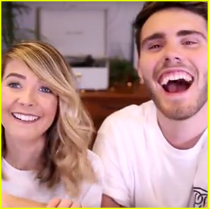 Zoella Lets Boyfriend Alfie Deyes Go Shopping for Her! (Video)