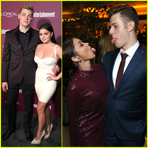 Sarah Hyland & Nolan Gould Get Silly Ahead of Their Eighth Emmys!
