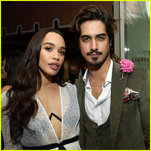 Avan Jogia Has a New Girlfriend: Cleopatra Coleman!