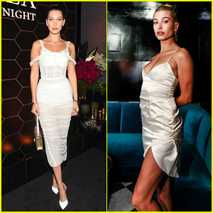 Bella Hadid & Hailey Baldwin Are Style Twins in NYC!