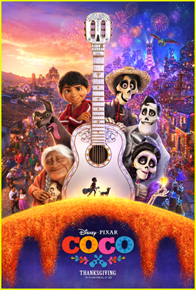 'Coco' Gets Brand New Poster Ahead of New Trailer Tomorrow
