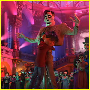 Miguel Might Get Stuck in the Land of the Dead Forever in 'Coco's New Trailer!