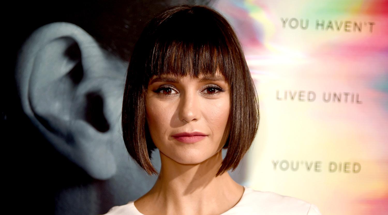 Nina Dobrev Debuts New French Inspired Haircut Beau Mirchoff