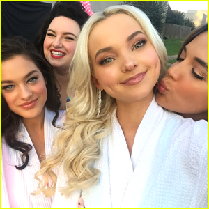 Dove Cameron Loves On Her Female Co-stars After Wrapping on 'Dumplin'