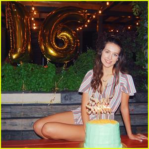 Emma Fuhrmann Celebrates Her Sweet 16 in Style!
