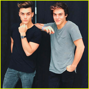 The Dolan Twins Reveal the Meanings Behind Their Tattoos - Watch!
