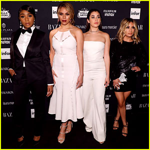 Fifth Harmony Take on NYFW & Are Totally Slaying the Red Carpet!
