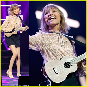 Grace VanderWaal Really Wants Fans To Smile With Her New Album