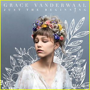 Grace VanderWaal Reveals Album Artwork For 'Just The Beginning'