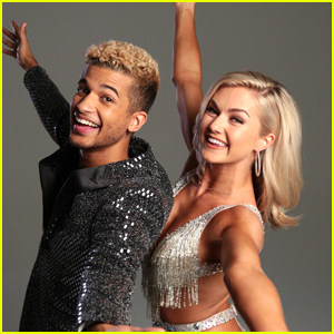 Lindsay Arnold Was Jordan Fisher S Dream Partner For Dancing With The Stars Exclusive Exclusive Jordan Fisher Lindsay Arnold Just Jared Jr