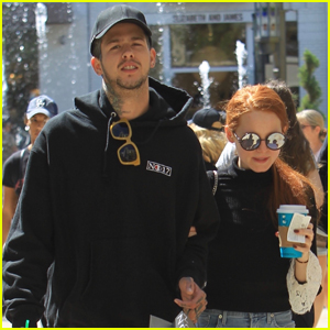 Madelaine Petsch & Boyfriend Travis Mills Couple Up For Afternoon Outing!