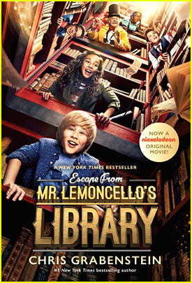 'Escape From Mr. Lemoncello's Library' Has an Official Trailer - Watch!