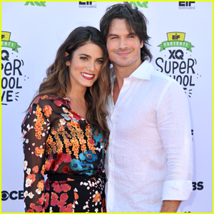 Ian Somerhalder & Nikki Reed Make First Post-Baby Appearance at XQ: The Super School Project