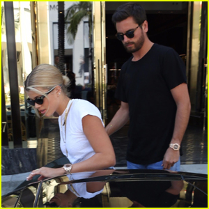 Sofia Richie Is Reportedly 'Smitten' With Scott Disick