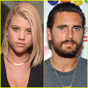 Sofia Richie & Scott Disick Seen Kissing in Miami!