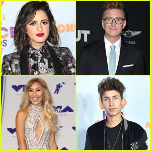 Laura Marano, Eva Gutowski, Tyler Oakley & More To Present at Streamy Awards 2017