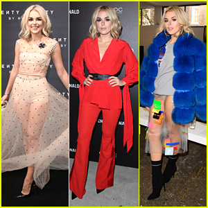 Tallia Storm Actually Takes London Fashion Week By Storm - See All Her Looks!