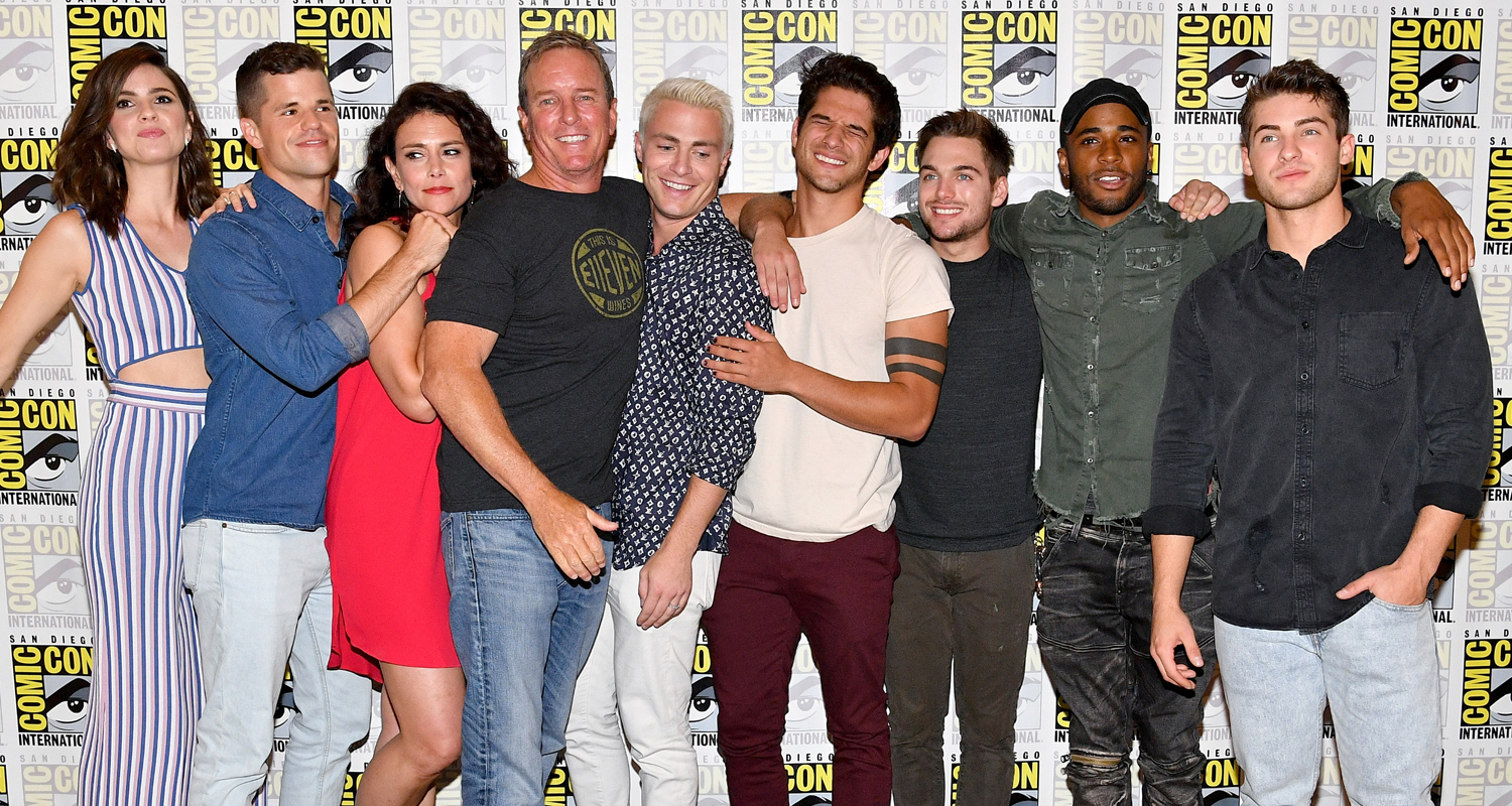 The 'Teen Wolf' Cast Will Definitely Be Keeping In Touch