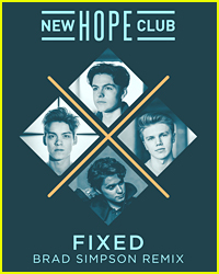 Brad Simpson Put A Whole New Spin on New Hope Club's 'Fixed'