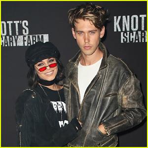 Vanessa Hudgens Is the 'Teen Witch' Alongside Boyfriend Austin Butler!