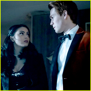 Camila Mendes Talks Varchie on 'Riverdale': 'They've Definitely Been Friskier'