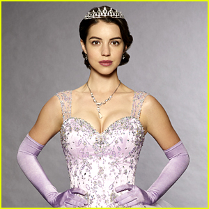 Adelaide Kane Describes OUAT's Drizella as 'High-Strung' & 'Slightly Ditzy'