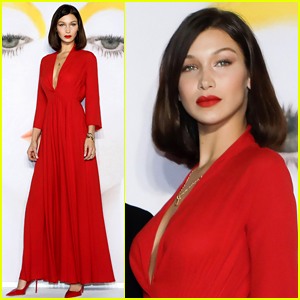 Bella Hadid Hosts Dior Makeup Event in South Korea!