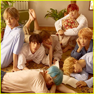 K-Pop Group BTS Makes Billboard Hot 100 History With 'DNA'!