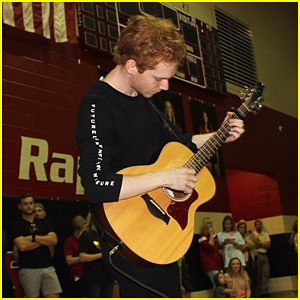 AGT's Chase Goehring Performs For His Old High School: 'Such a Nostalgic Feeling'