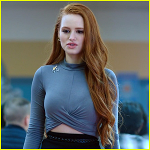 Madelaine Petsch's Cheryl Blossom Gets To Wear Another Color Besides Red on 'Riverdale' Next Week