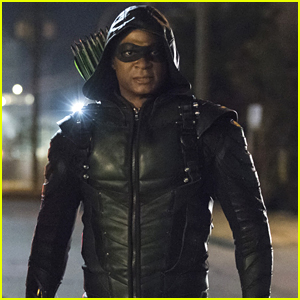 Arrow's David Ramsey Teases Just How Long Diggle Will Be The Green Arrow