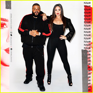 Demi Lovato Is Going on a Tour With DJ Khaled in 2018 - See the North American Dates!