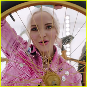 Dove Cameron Gets Flirty With Thomas Doherty in The Lodge's 'Step Up' Music Video - Watch!