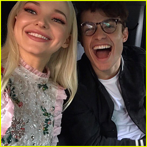 Thomas Doherty & Dove Cameron Plan To Move In Together in Los Angeles