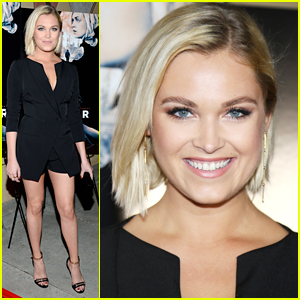 Eliza Taylor Shows Off New Sleek & Short Hair at 'Thumper' Premiere in LA