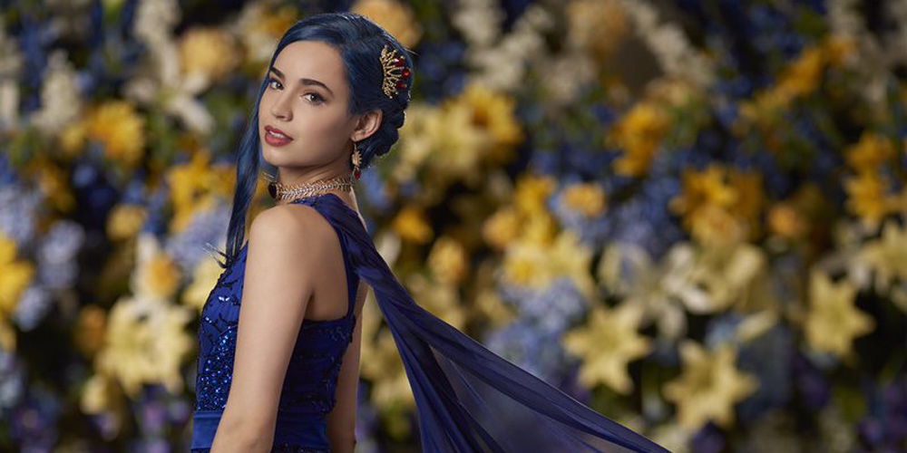 Descendants 2′s Evie Is The #1 Trending Costume on YouTube
