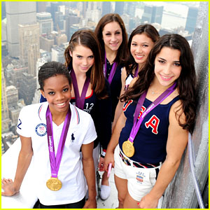 The Fierce Five Support McKayla Maroney in Light of Assault Allegations