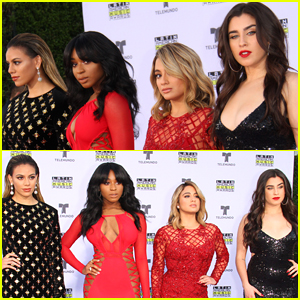 Fifth Harmony Glams Up for Latin American Music Awards 2017