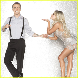 Frankie Muniz & Witney Carson Quickstep DWTS Season 25 Week 4