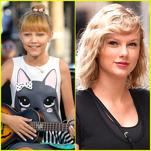 Grace VanderWaal Thinks It's 'Amazing' to Be Compared to Taylor Swift: 'She's a Successful Woman'