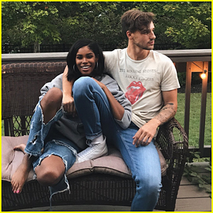 Jacob Whitesides & Diamond White Have Fans Seriously Wanting Them To Date