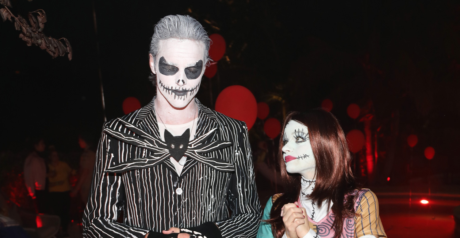 Joey King Transforms Into Sally from \'Nightmare Before Christmas ...