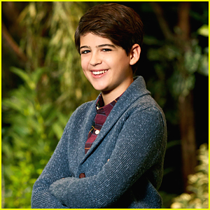 Joshua Rush's Typical Day on the 'Andi Mack' Set is Seriously Busy