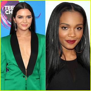 Katie Stevens Joins Lauryn McClain in Thriller Movie 'Haunt'